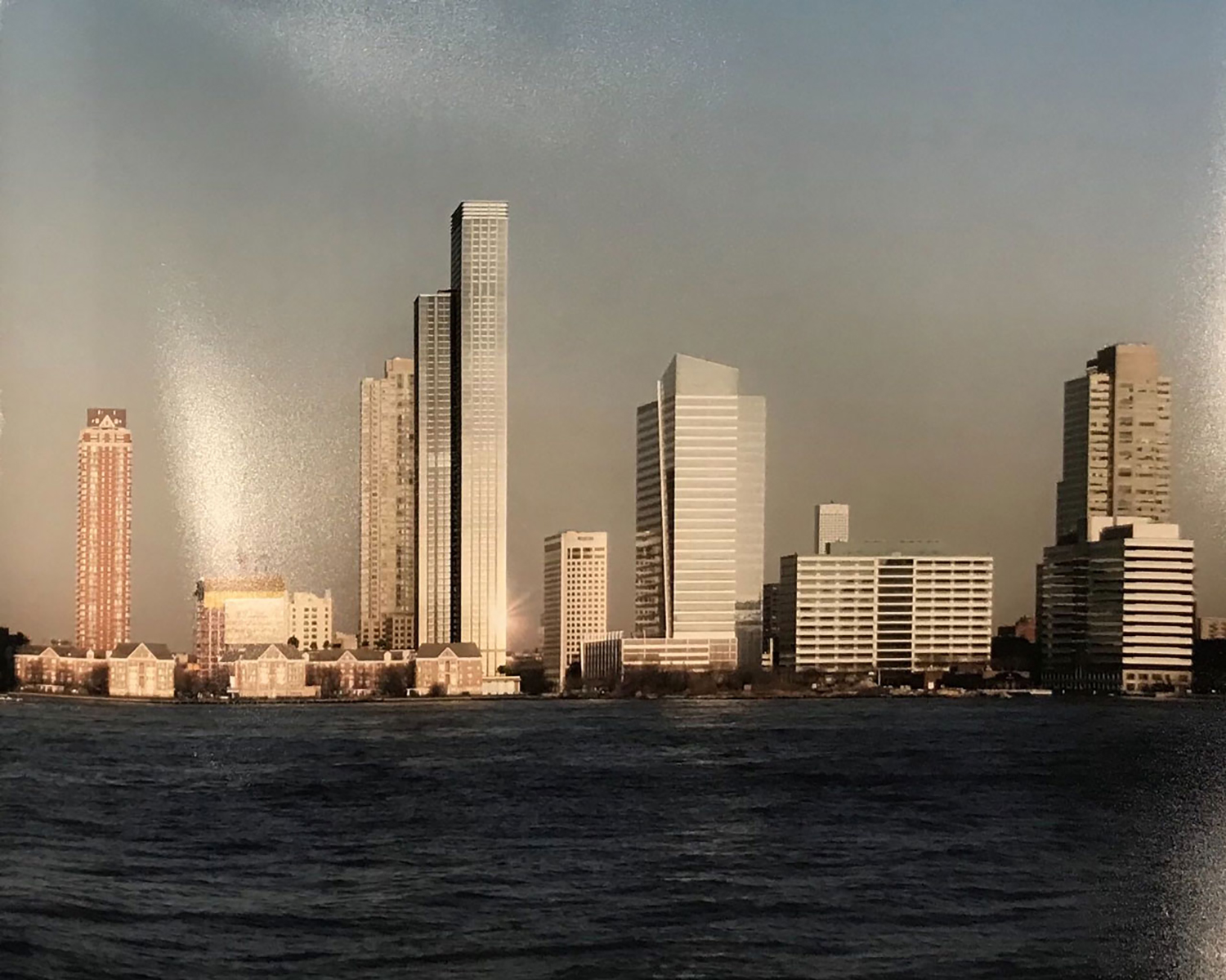 Rendering of Avalon Tower at 444 Washington Boulevard in Jersey City