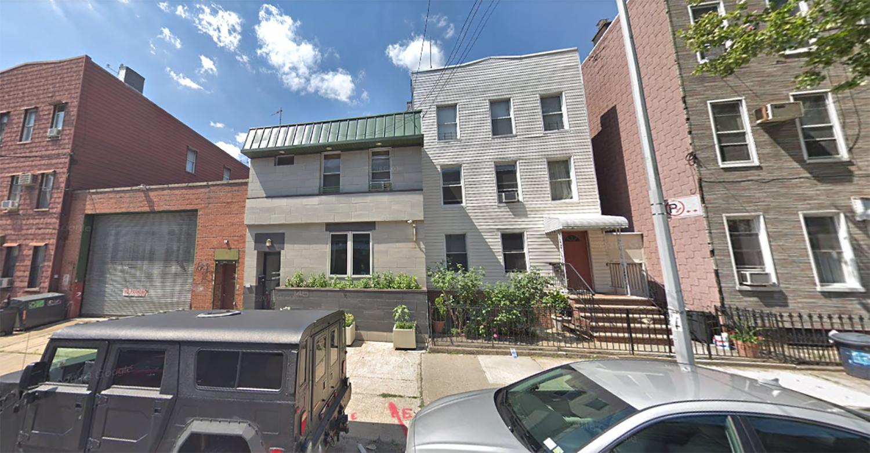 145 Frost Street in Williamsburg, Brooklyn