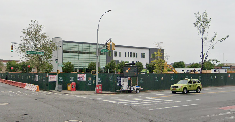 212 East 125th Street in East Harlem, Manhattan