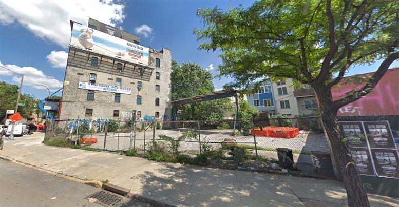 280 Meeker Avenue in Williamsburg, Brooklyn