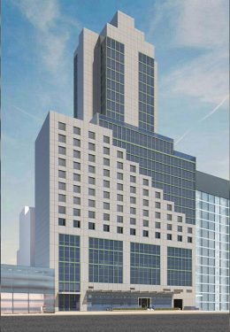 Rendering of 38-59 11th Street (Gene Kaufman Architect)