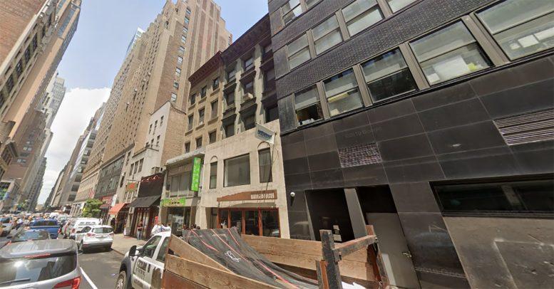 43 West 39th Street in Midtown, Manhattan