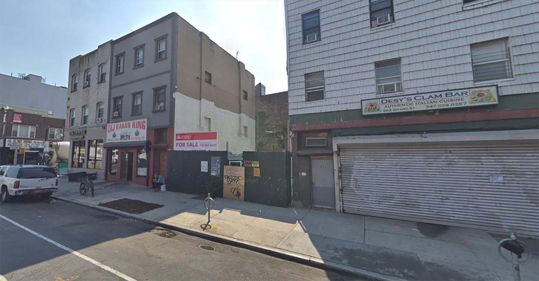 566 Grand Street in Williamsburg, Brooklyn