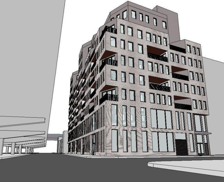 Preliminary renderings of 58 Vanderbilt Avenue (Photo: J Frankl Associates)