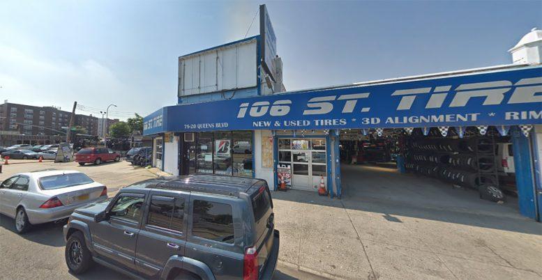 79-20 Queens Boulevard in Elmhurst, Queens