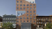 Rendering of 1215 Fulton Street. Courtesy of Tower Holdings Group, The Collective and Artefactorylab