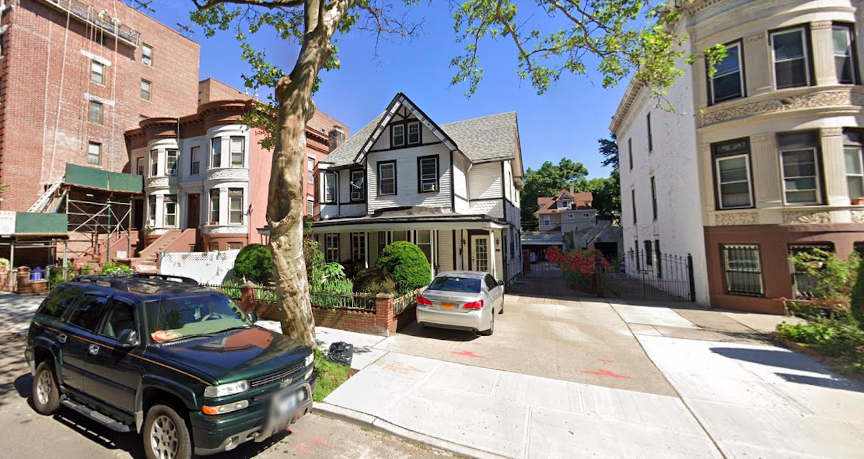 151 Hawthorne Street in Prospect Lefferts Gardens, Brooklyn