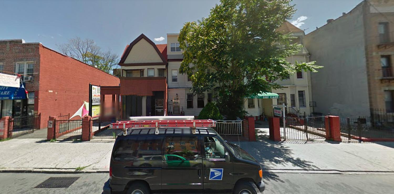 1817 Nostrand Avenue in Flatbush, Brooklyn