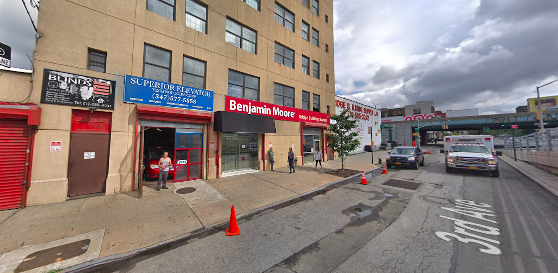 2455 Third Avenue in Mott Haven, The Bronx