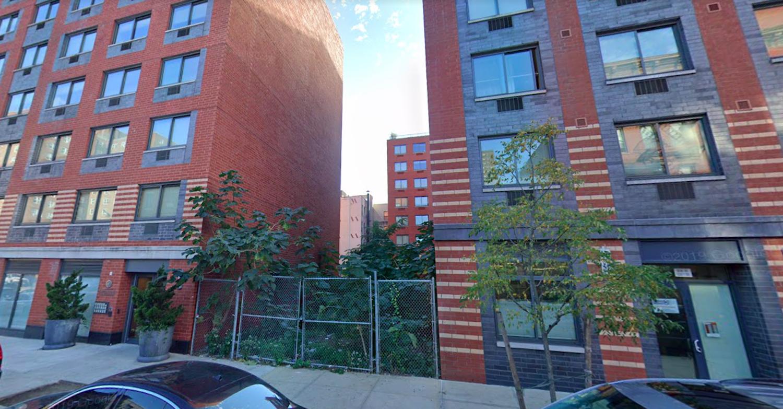 302 West 128th Street in Harlem, Manhattan