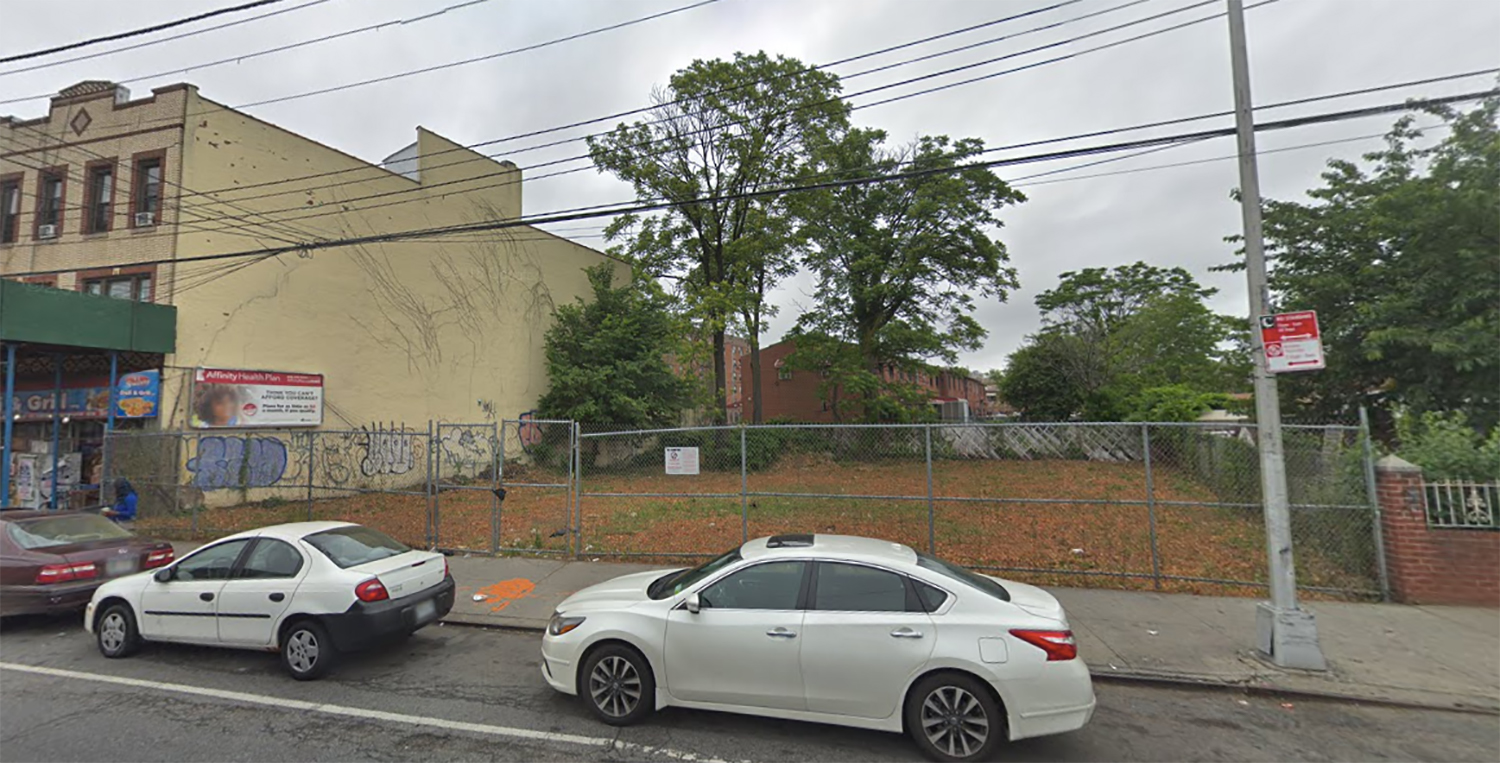 47 New Lots Avenue in Brownsville, Brooklyn