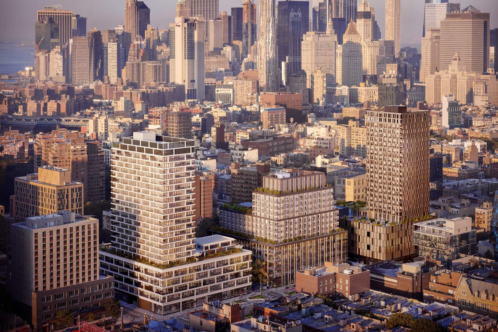 Essex Crossing Rendering by Moso Studios