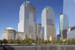 225 Liberty (left) - Brookflield Property Partners