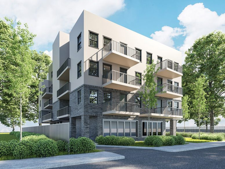 Renderings of 229 Beach 14th Street - SDF Architect