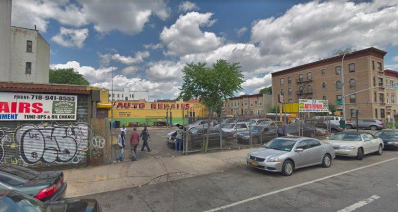 2484 Bedford Avenue in Flatbush, Brooklyn