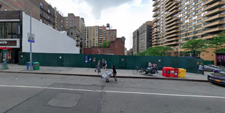 2551 Broadway on the Upper West Side, Manhattan