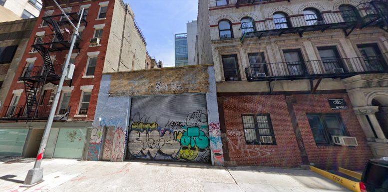 30 Thompson Street in Soho, Manhattan