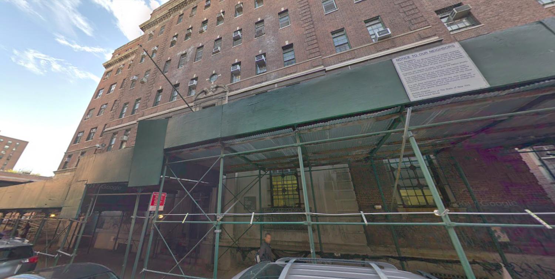 22 West 137th Street in Harlem, Manhattan