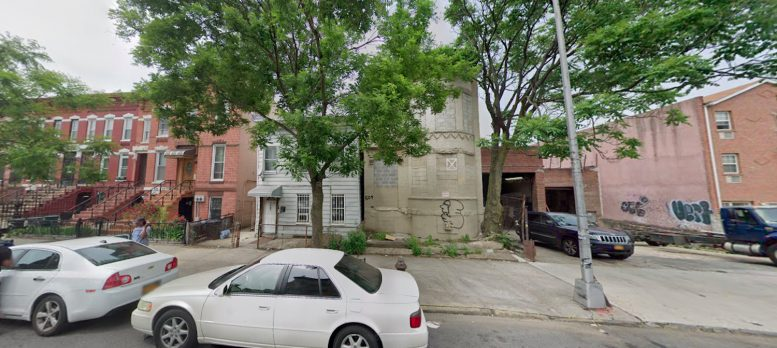 1607 Pacific Street in Crown Heights, Brooklyn