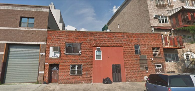 161 Harrison Avenue in the Broadway Triangle, Brooklyn