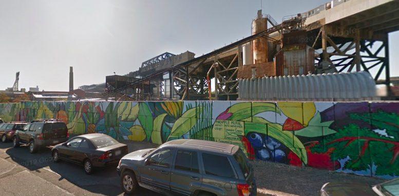 240 Huntington Street in Gowanus, Brooklyn