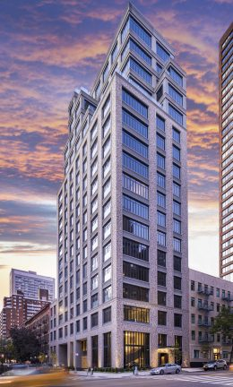 40 East End, photo from Lightstone / Michael Kleinberg