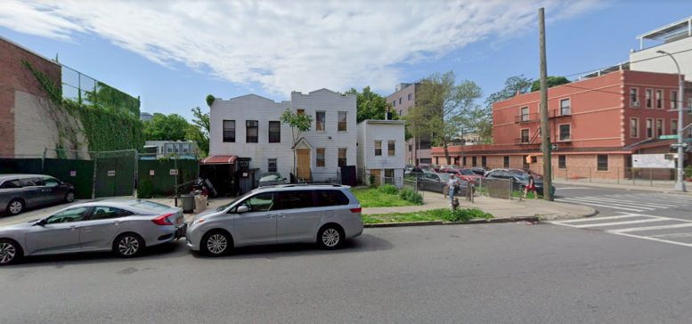 408 Lefferts Avenue in Prospect Lefferts Gardens, Brooklyn