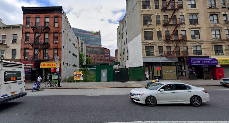 463 West 125th Street in Harlem, Manhattan