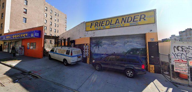 550 Trinity Avenue in Woodstock, The Bronx