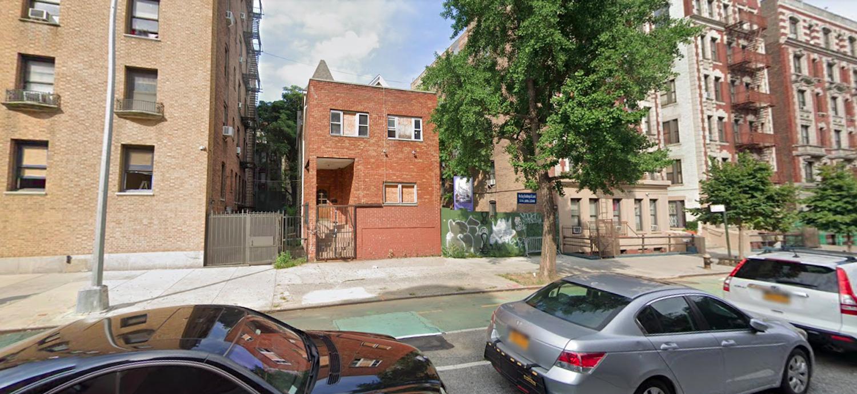 565 West 170th Street in Washington Heights, Manhattan