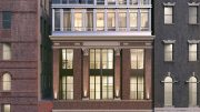 Rendering of 61 Rivington Street - Issac & Stern Architects / Picksell Studio