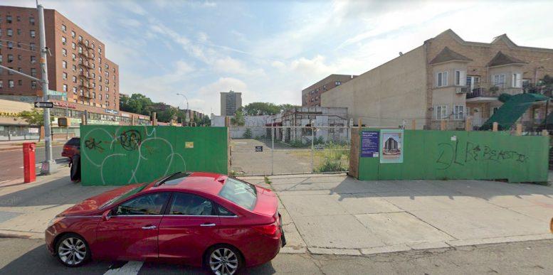 172-02 Hillside Avenue in Jamaica, Queens