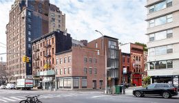 Updated rendering of 21 Greenwich Avenue - BKSK Architects