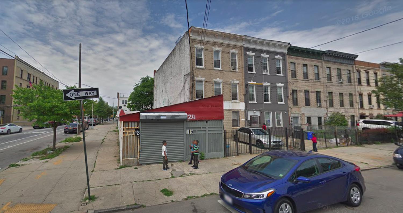 681 Dumont Avenue in East New York, Brooklyn