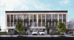 Rendering of 730 Hicks Street - Marin Architects