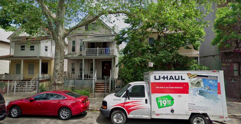 897 New York Avenue in East Flatbush, Brooklyn