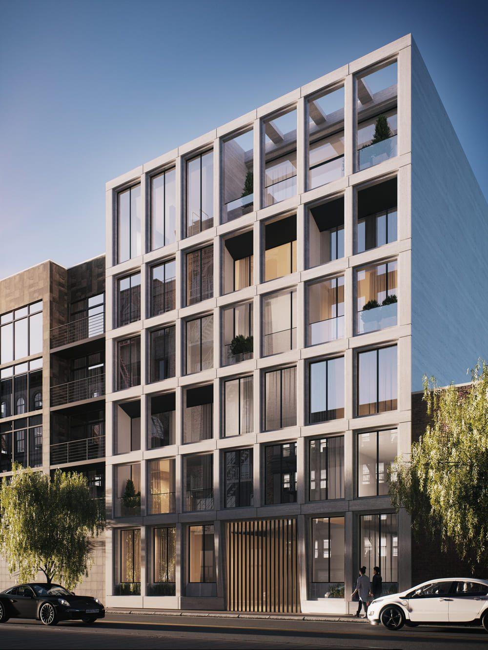 256 North Ninth Street - Investmates / INOA Architecture