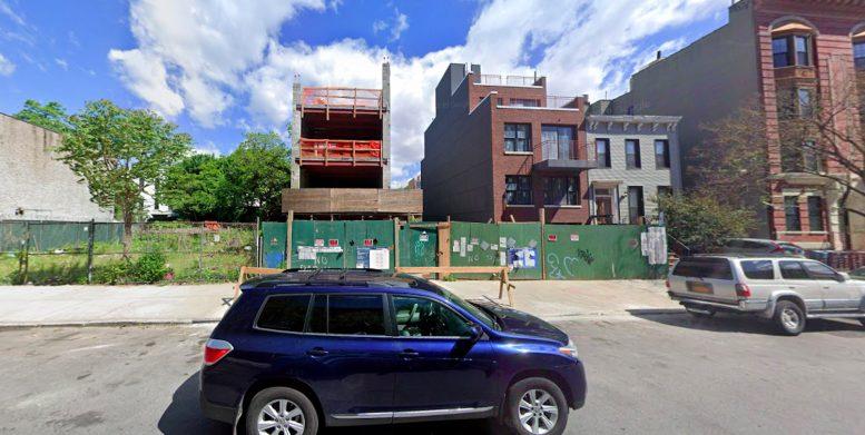 95 Quincy Street in Bedford-Stuyvesant, Brooklyn