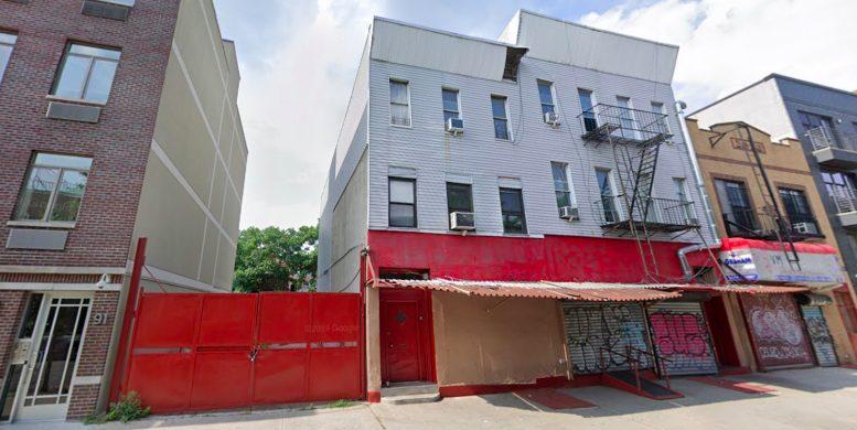 97 Varet Street in Williamsburg, Brooklyn
