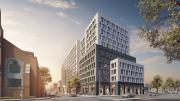 Rendering of 1041 Prospect Avenue - Metro Futures