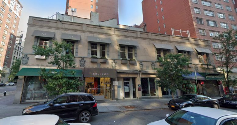 1165 Madison Avenue on the Upper East Side