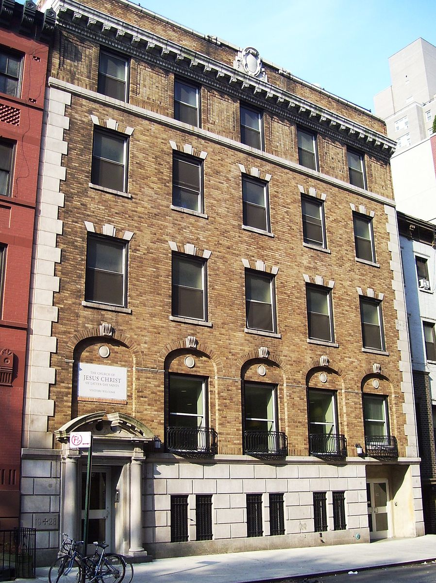Existing building at 144 West 15th Street - WikiCommons
