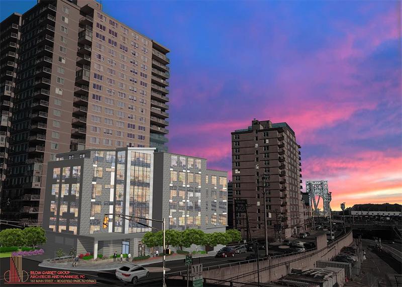 Rendering of 2130 Center Avenue - Bilow Garrett Group Architects