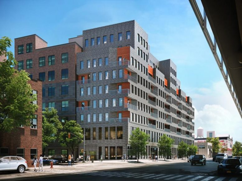 Rendering of 58 Vanderbilt Avenue - J Frankl Associates