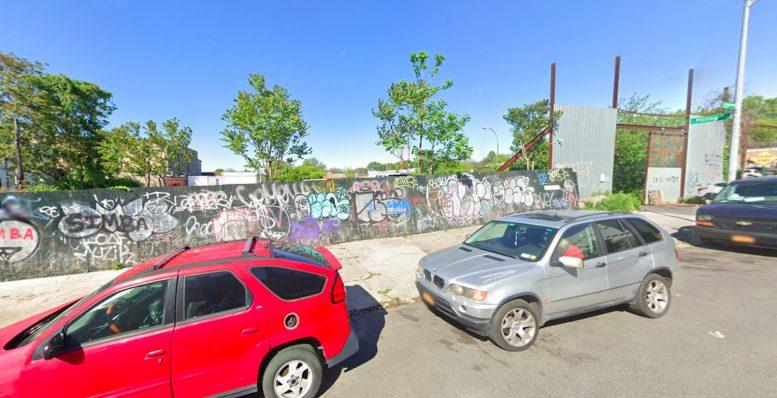 822 Evergreen Avenue in Bushwick, Brooklyn