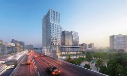 Rendering of Bronx Point - S9 Architecture