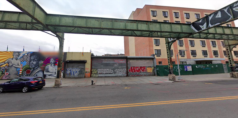 1100 Myrtle Avenue in Bedford Stuyvesant, Brooklyn