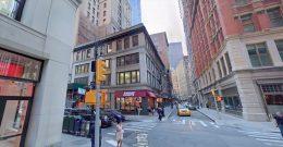 15 Beekman Street in Manhattan's Financial District