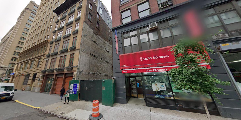 157 West 24th Street in Chelsea, Manhattan