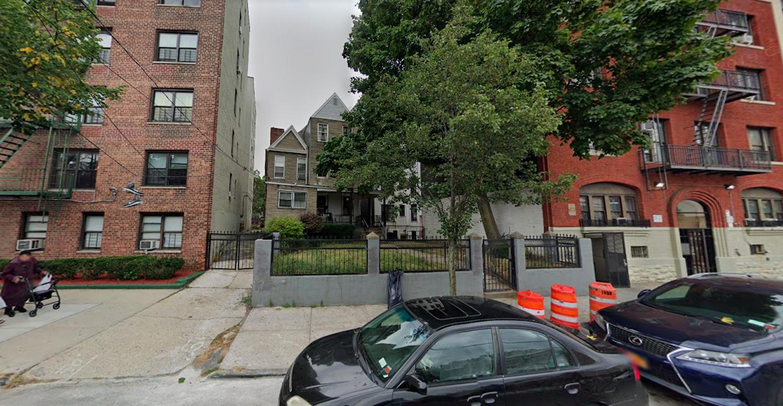 1816 Harrison Avenue in Morris Heights, The Bronx